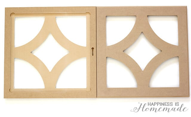 Cut It Out Frame Panels