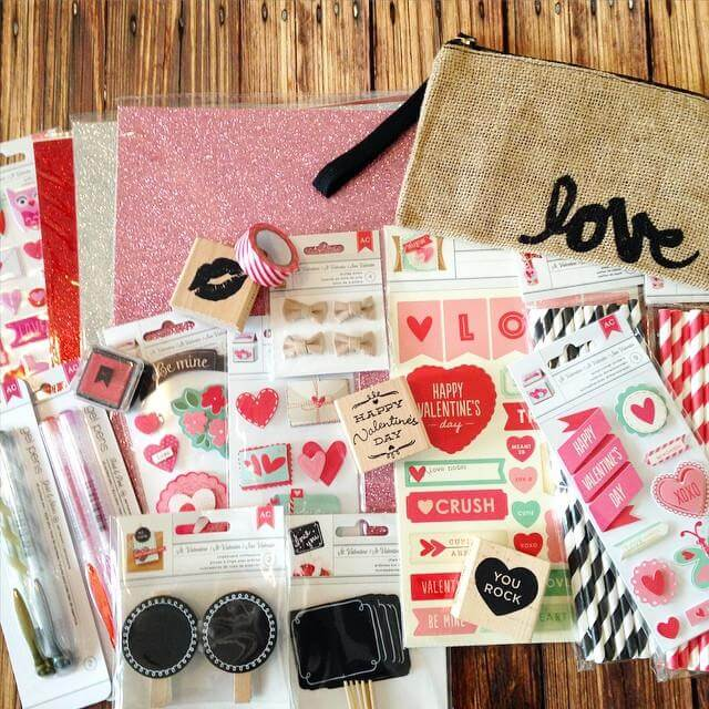 Target One Spot Valentine's Day Goodies
