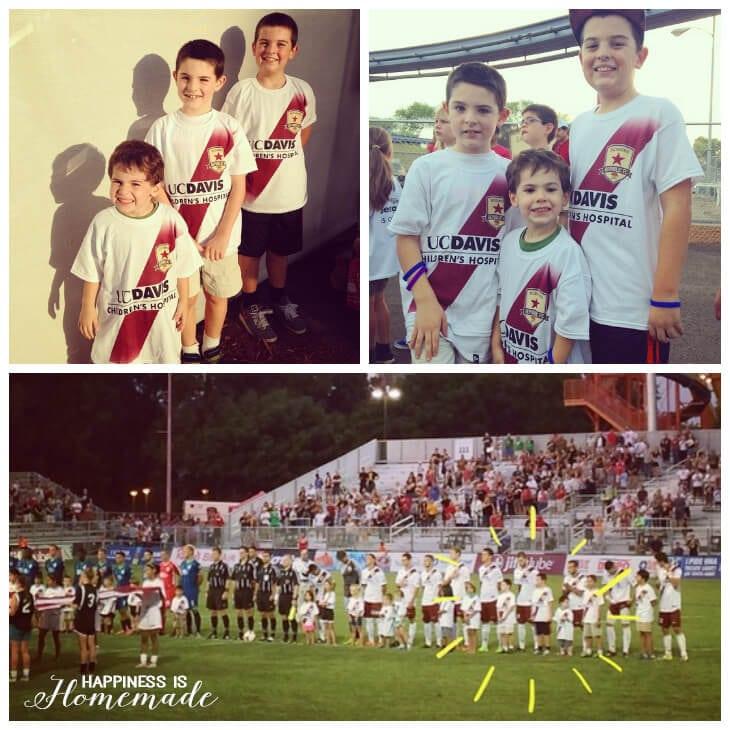 Sac Republic FC Game