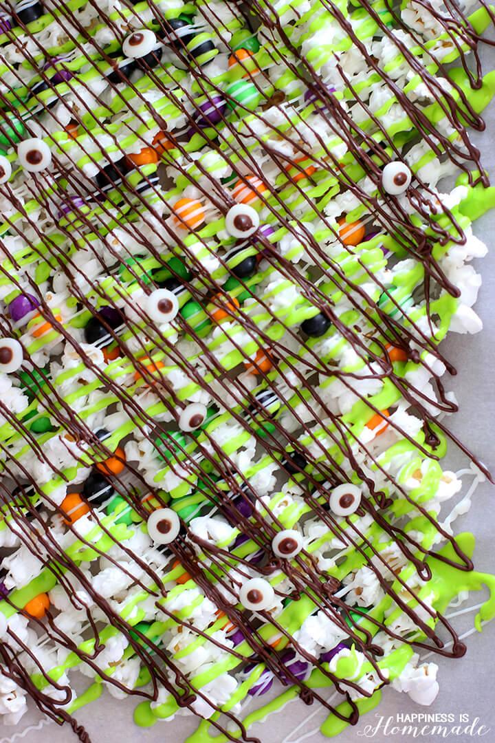 Tray Full of Monster Munch Snack Mix