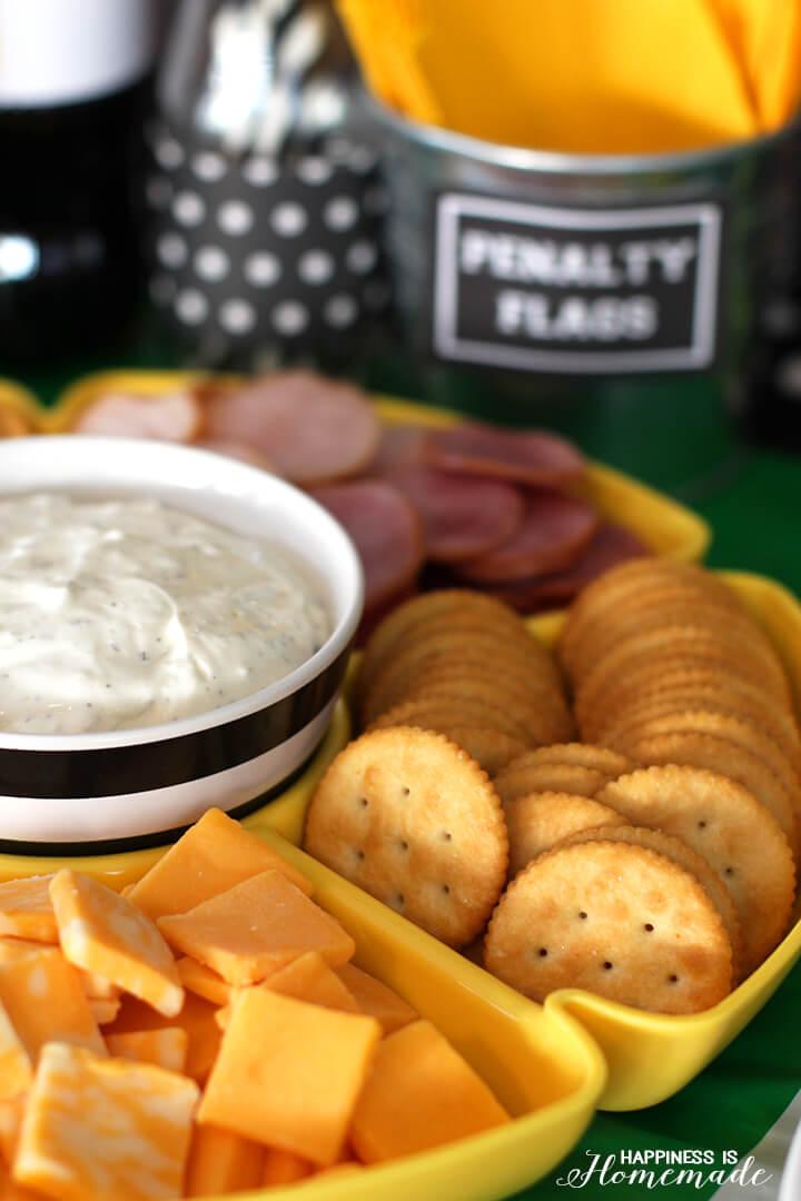 RITZ Crackers Deli Party Tray