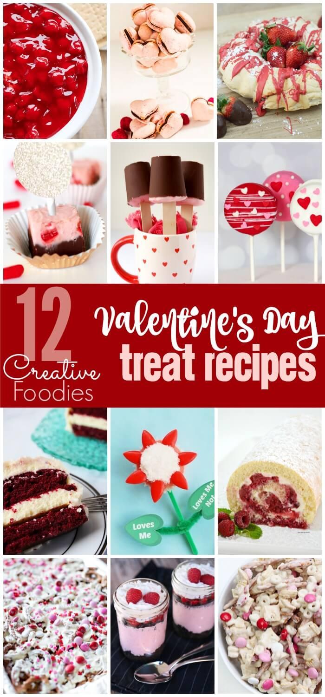 Valentine's Day Creative Foodies