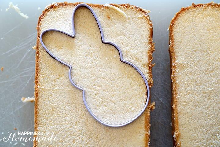 Bunny Pound Cakes
