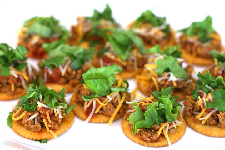 Taco RITZwich Stackers