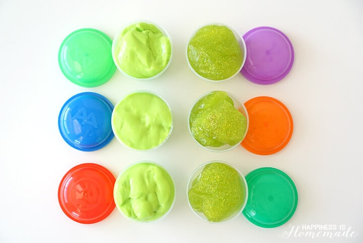 Vending Machine Capsules of TMNT Ninja Turtles Sewer Slime