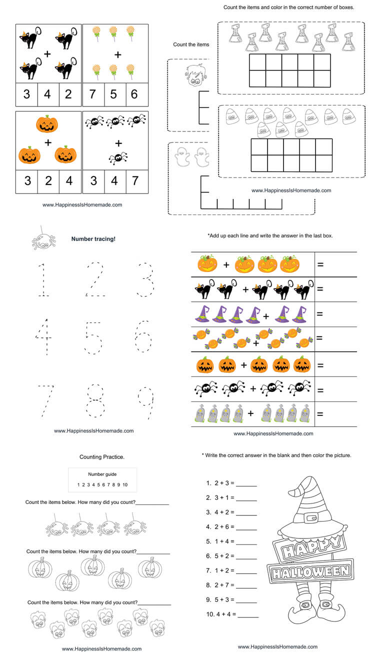 halloween-math-sheets-printable-pack