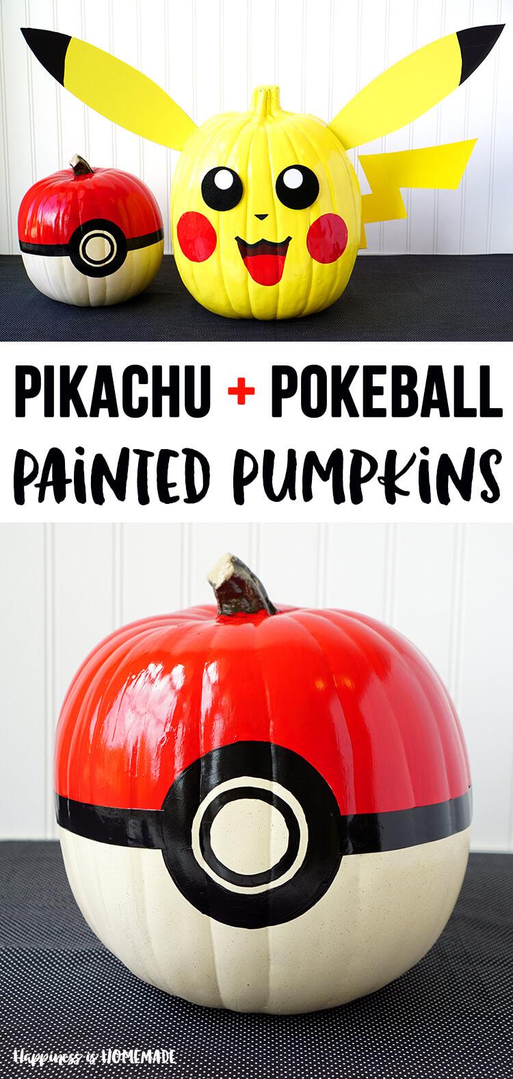 how-to-make-pikachu-and-pokeball-pokemon-pumpkins-for-halloween