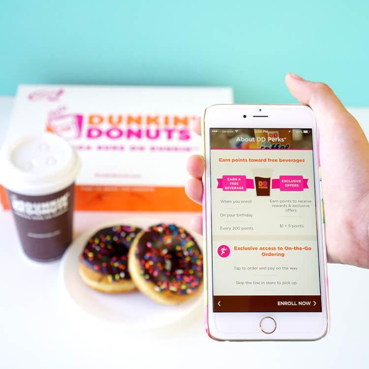 dunkin-donuts-app