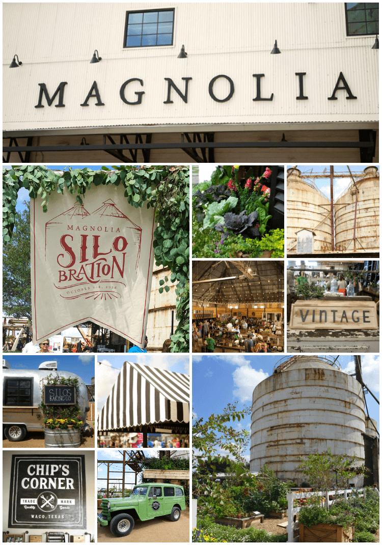 The Silos At Magnolia Market Waco Tx Happiness Is Homemade