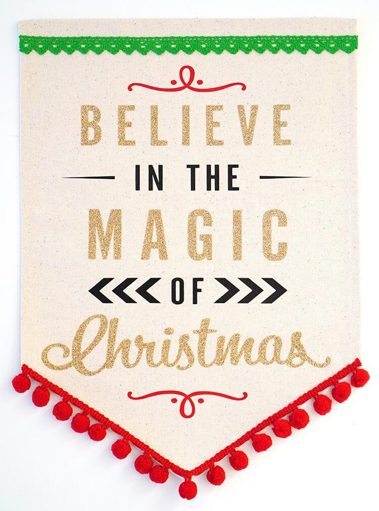 christmas-magic-banner-sign