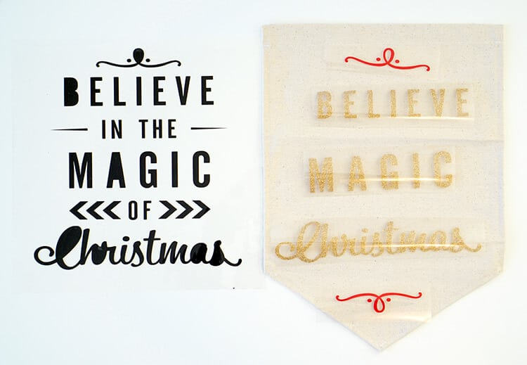 how-to-make-a-heat-transfer-vinyl-christmas-banner
