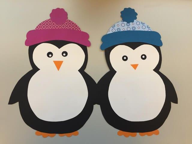 paper-penguins