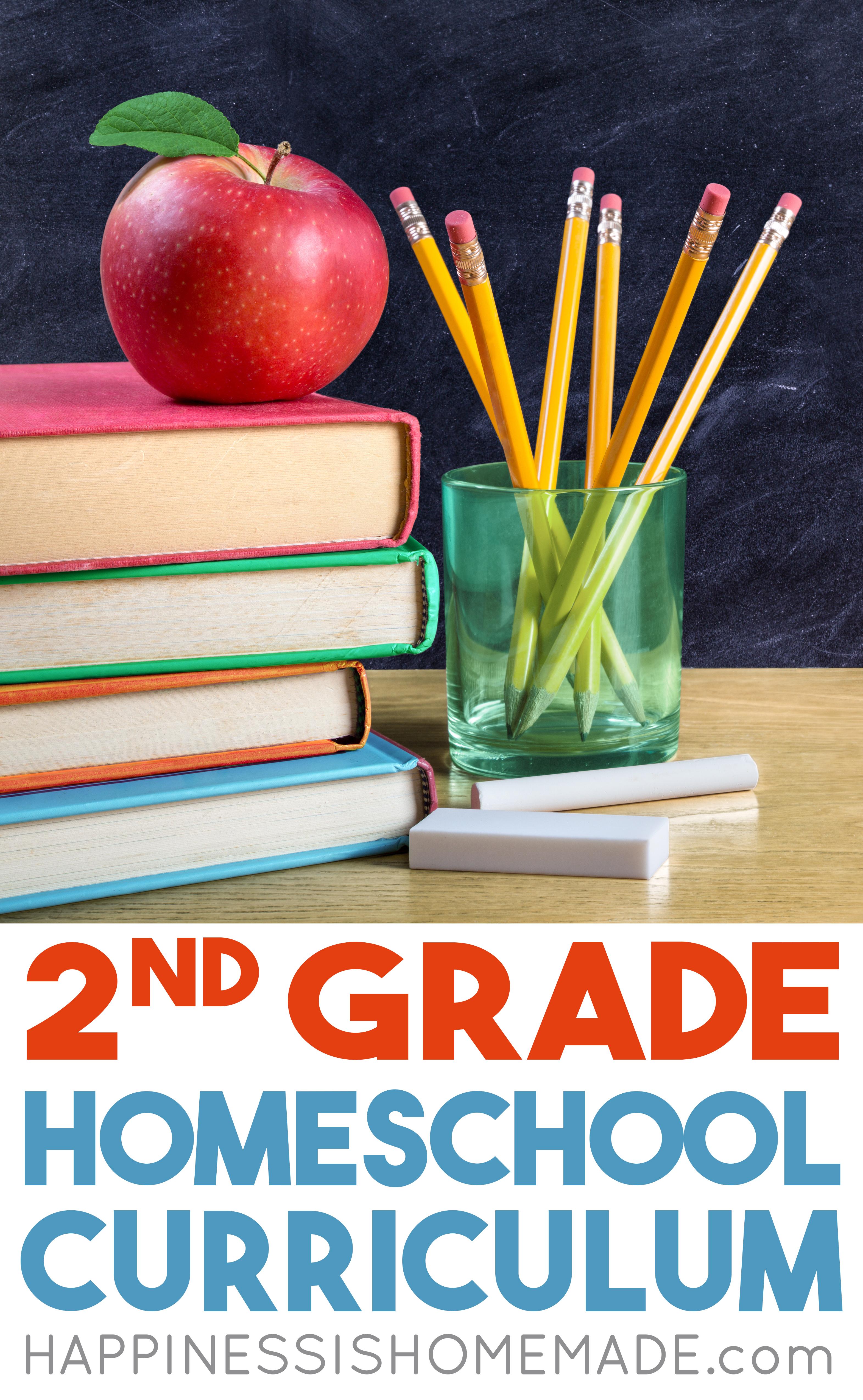 Homeschool Curriculum