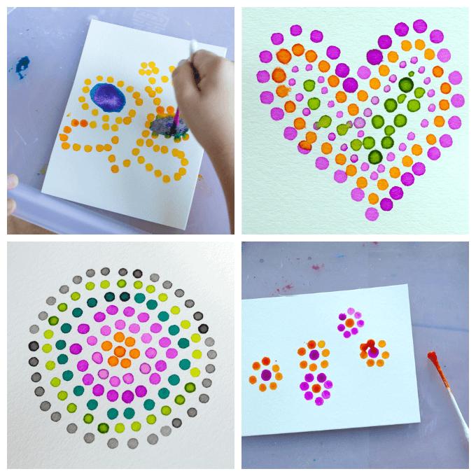 Elementary Art Lessons for Kids