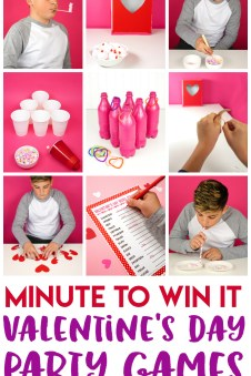 10 Awesome Minute to Win It Games - Happiness is Homemade