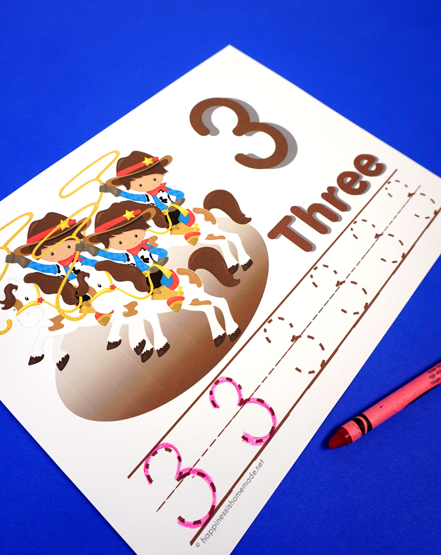 Preschool Worksheets Counting Amp Number Tracing Worksheets