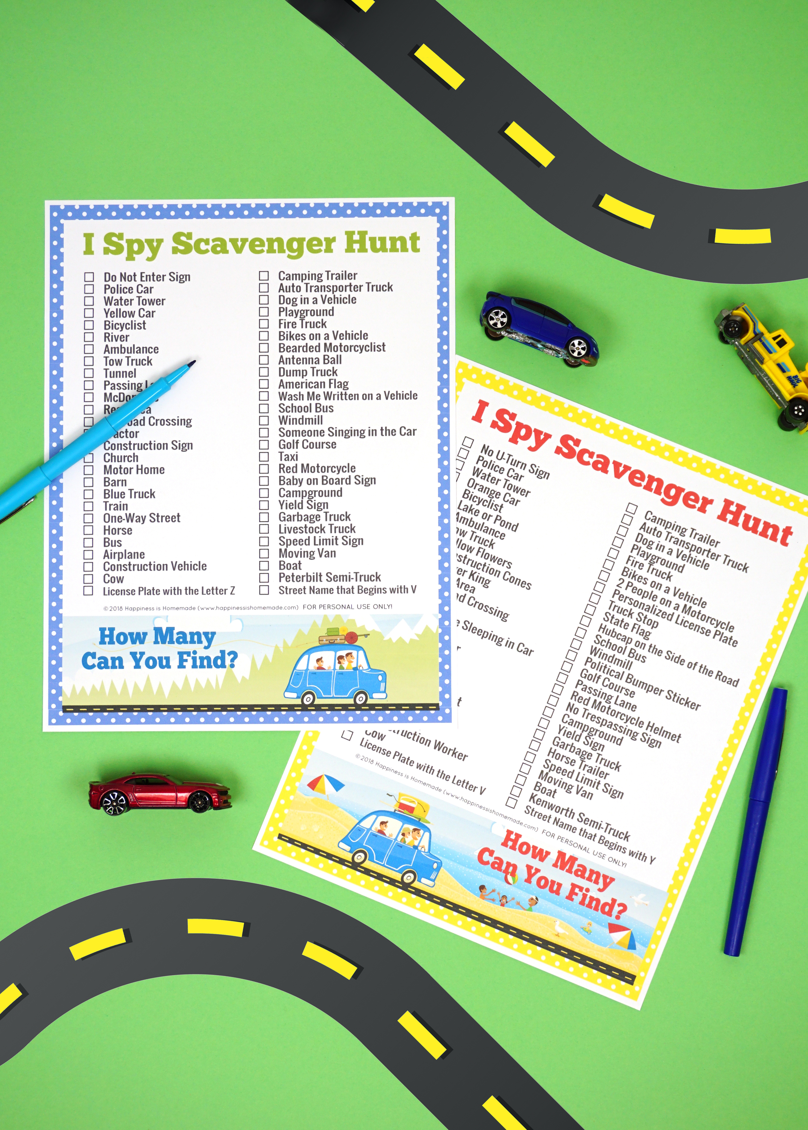 Free Printable I Spy Game A Search And Find Game For T