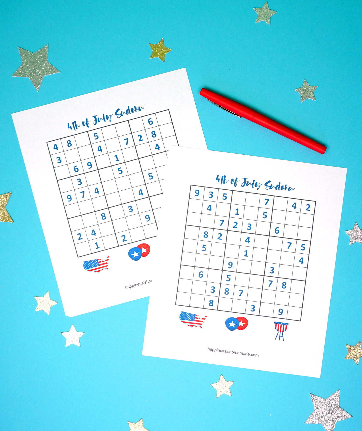 Dashing Easy Logic Puzzles Printable