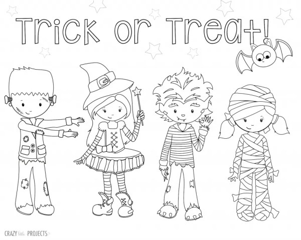 halloween coloring pages free printable # 7