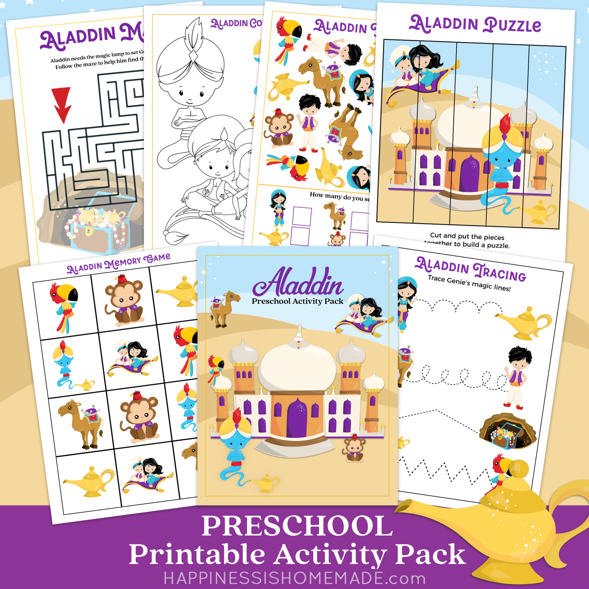 Printables For Preschool Free