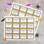 Printable Halloween Trivia Game Happiness Is Homemade