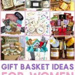Gift Baskets For Women Happiness Is Homemade
