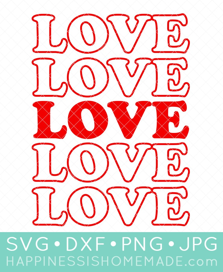 47+ Free Love Svg Mothers Day SVG, PNG, EPS DXF File