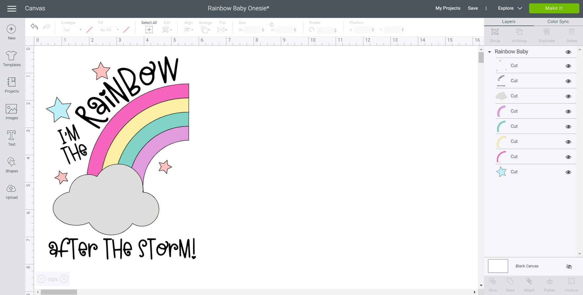 ""\""""I'm the Rainbow After the Storm"""" design in Cricut Design Space software""1915|972|?|en|2|89255d6acd70a6c0978ece52aee0458c|False|UNLIKELY|0.3096345365047455