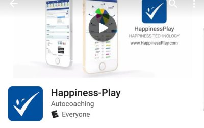Happiness Play – new version for Android is ready!