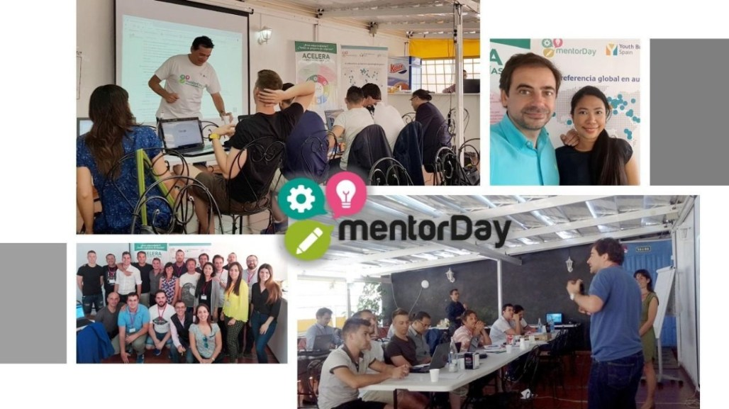 Happiness Play finalist in Mentor Day of the Canary Islands