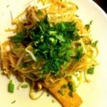 Spaghetti Squash Pad Thai - an Ageless Diet™ Recipe