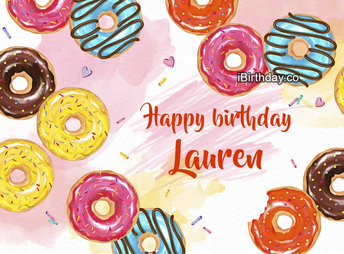 HAPPY BIRTHDAY LAUREN MEMES WISHES AND QUOTES