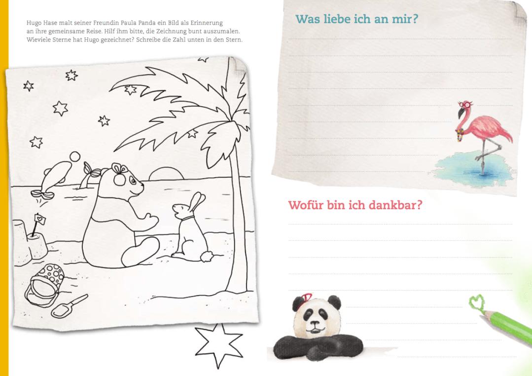 Paula Panda - Dankbarkeits-Tagebuch - 6