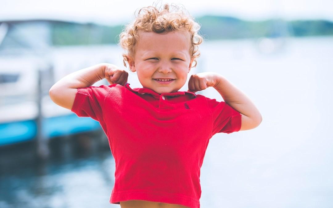 5 Schritte, um deinem Kind zu helfen, Furcht und Angst zu überwinden