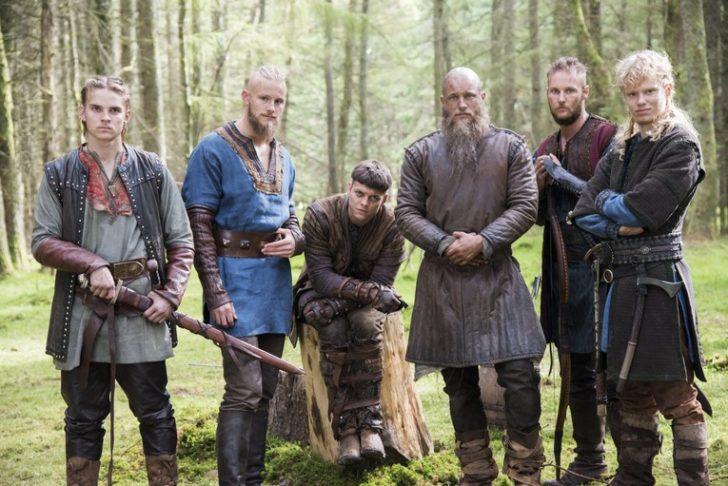 Hayner on january 4, 2021. Suite De Vikings Pas De Saison 7 Mais Un Spin Off Vikings Valhalla