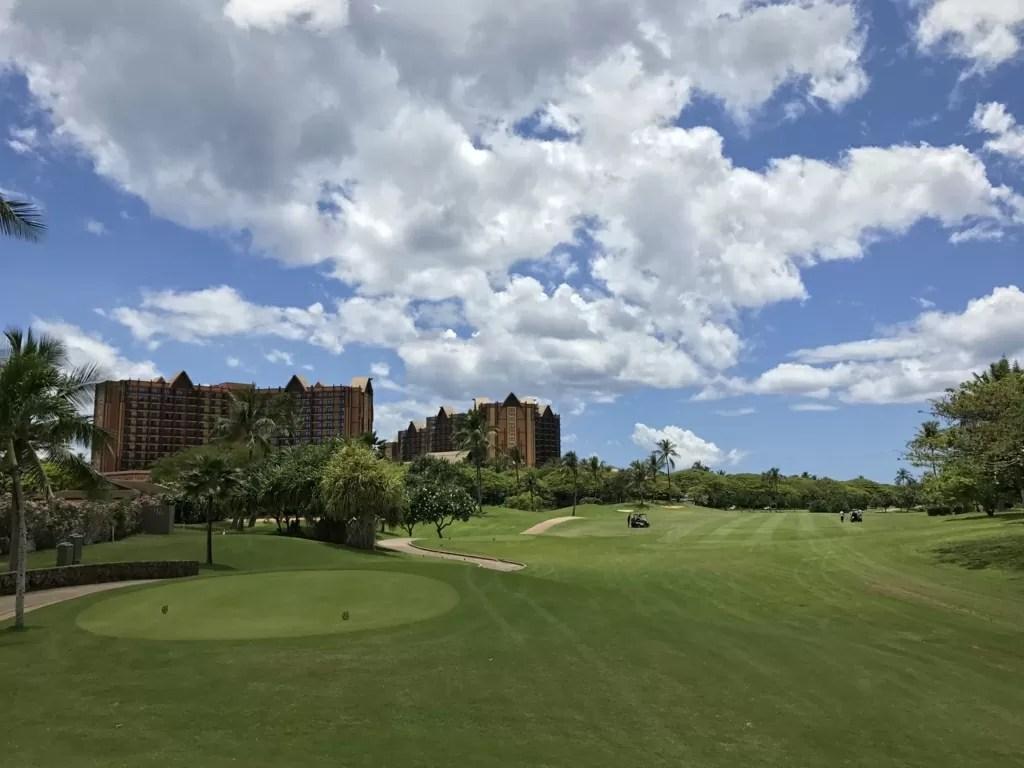 ディズニーバケーションクラブ・アウラニリゾートへの初旅行計画を語る。今回の旅行テーマは「ハワイで海外ゴルフを満喫」。メインはコオリナ・ゴルフクラブ。