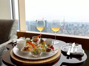 リッツカールトン東京にポイント予約でクラブラウンジを利用する方法とアニバーサリー企画【2019年】