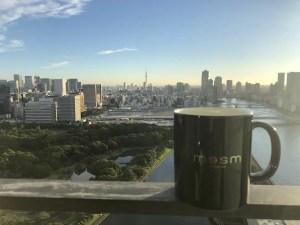 メズム東京宿泊記|コロナ禍のクラブラウンジサービスとガーデンビューバルコニー付きルーム