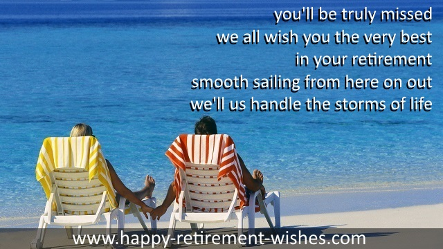 Best Retiring Message And Great Retirement Sayings For Best Friend