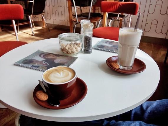 happy acorn koffie