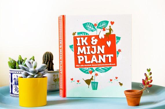 happy acorn urban jungle bloggers plant boek snor ik en mijn plant