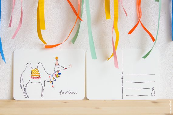 happy acorn ninamaakt kaarten