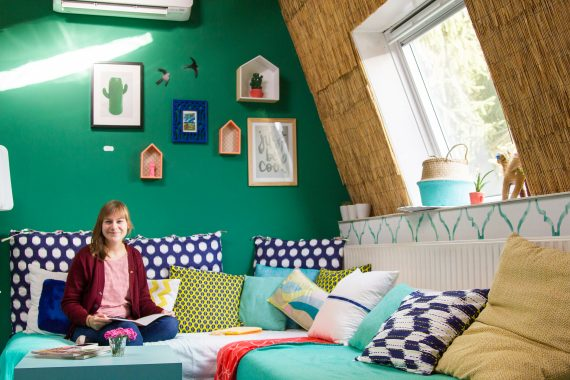 happy acorn nina nijmegen airbnb