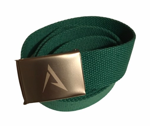 Grönt bälte
