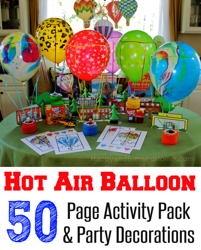 Birthday Party Decorations Ideas Home