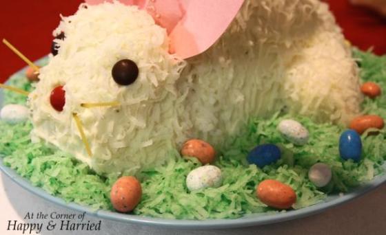 Bunny Cake 10