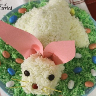 How To Make A *Bunny Cake*
