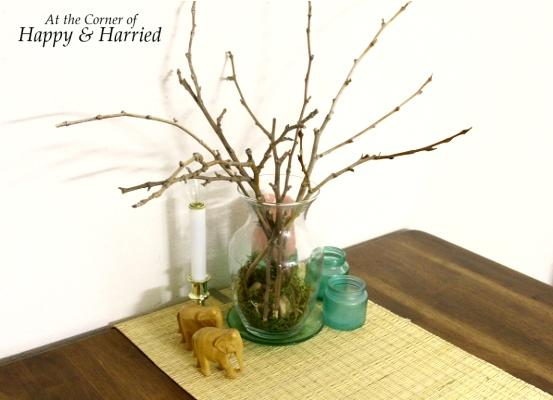 Dry Branch or Twig Arrangement 10