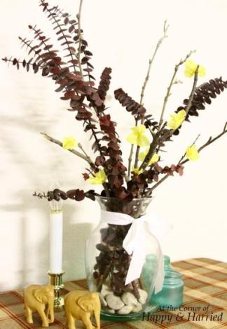 Dry Branch or Twig Arrangement 4
