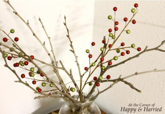Dry Branch or Twig Arrangement 7